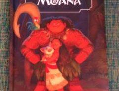 MOANA – Books to read to your children this winter vacation