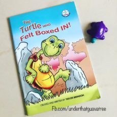 The Turtle Who Felt Boxed In