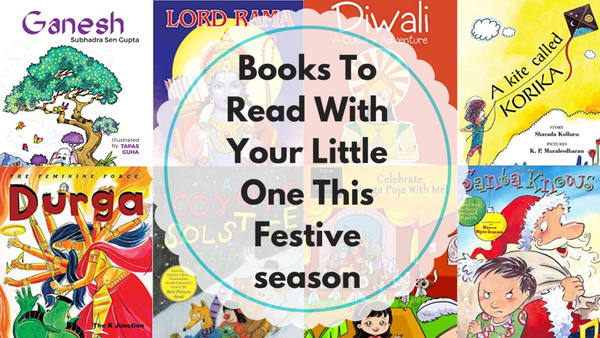 Books To Read With Your Little One This Festive season
