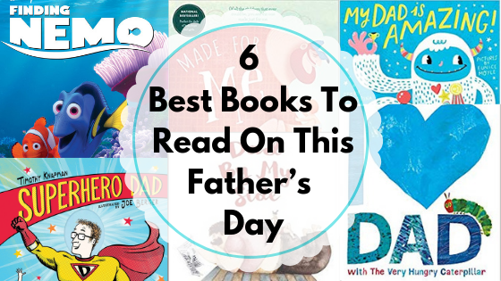 6 Best Books To Read On This Father's Day