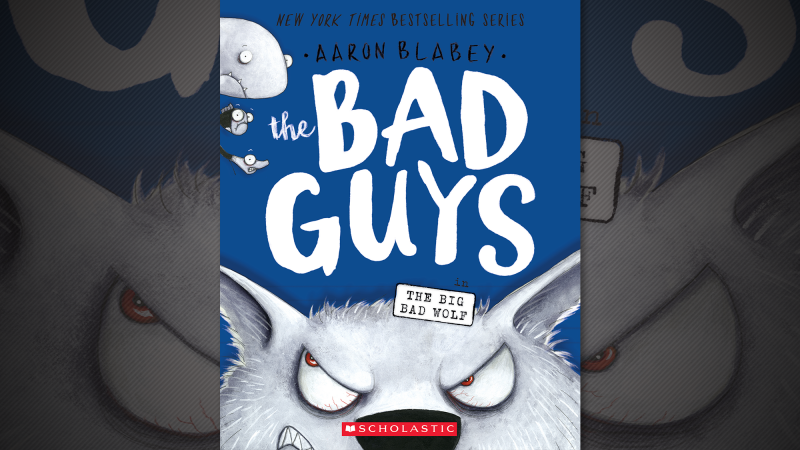 The Bad Guys in the Big Bad Wolf